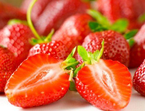 Les fraises …